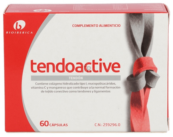 Tendoactive 60 Cap.