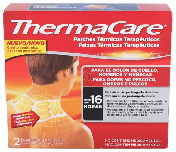 Thermacare Cuello Hombro Y Muñecas 2 Iu - Pfizer
