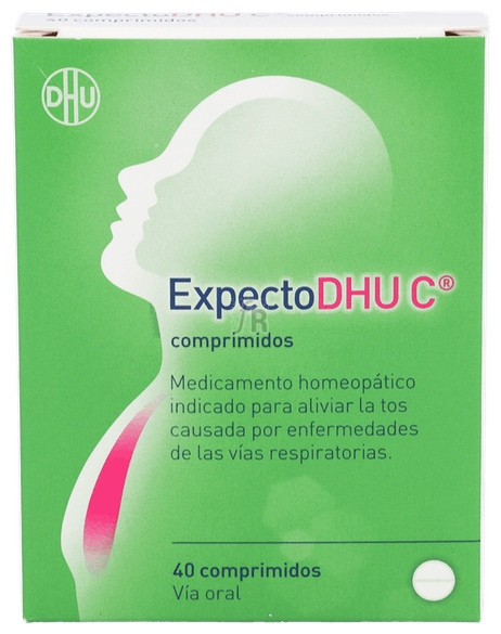 Tussistin 40 Comprimidos Dhu