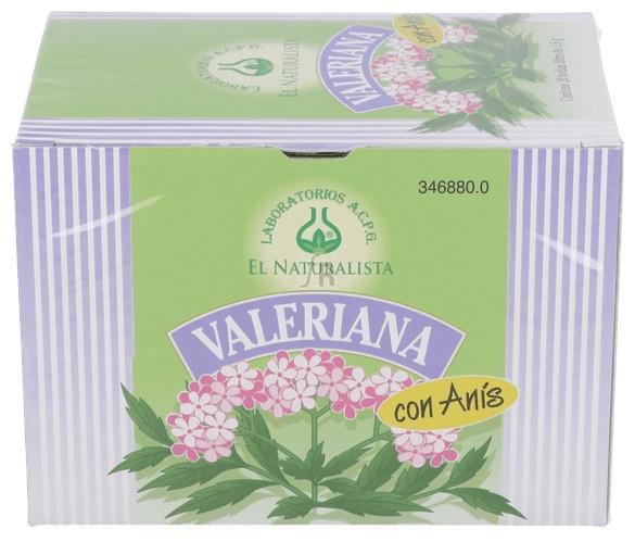 Valeriana Con Anis Infusion 20Bolsitas