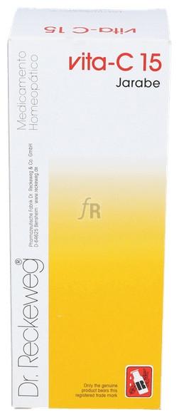 Vita-C 15 Jarabe 250Ml Dr. Reckeqweg