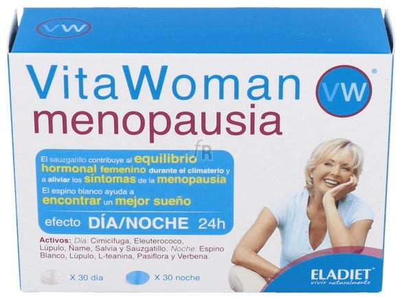 Vita Woman Menopausia 60 Comp. - Eladiet