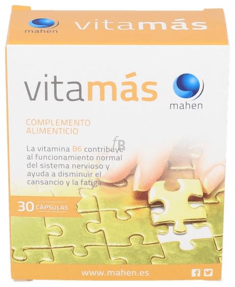 Vitamas 30 Cap.  - Mahen