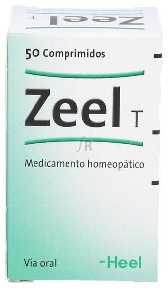 Zeel T 50 comprimidos - Farmacia Ribera