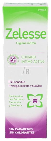 Zelesse Sol Limpiadora Intim 250Ml - Italfarmaco
