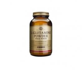 Solgar Glutamina Polvo 200Gr - Farmacia Ribera