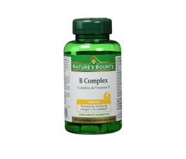 Nature'S Bounty Comprimidoslejo De Vitamina B 100 Comprimidos - Farmacia Ribera