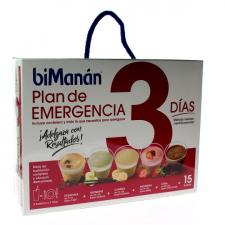 Bimanan Complet Diet 5 Sabores 15 Batidos.