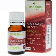 Pranarom Massage Selection Detox Bio 10Ml