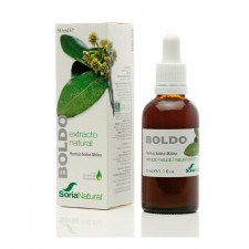 Soria Natural Boldo Gotas Extracto Natural - Farmacia Ribera