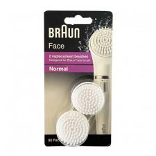 Recambio Cepillos De Limpieza Facial Braun