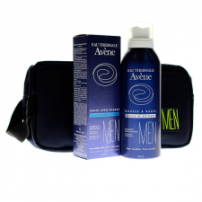 Neceser Avene Men Espuma 150ml + After Shave