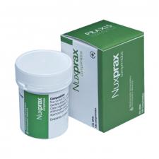 Nuxprax 100 Comprimidos Praxis - Farmacia Ribera