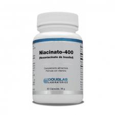 Niacinate 400 mg. 60 Cápsulas Douglas