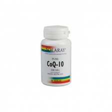 Co Q-10 100 Mg. 30 Capsulas Solaray