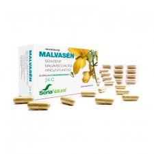 Soria Natural  Cap. C 24 Malvasen-Malva+Hinojo+Sen 60 - Farmacia Ribera