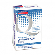 Lamberts Coenzyme Q-10 100 Mg 60 Capsulas