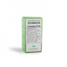 Echinacea Complejo N.40 Gotas 30Ml Lehning