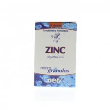 Zinc Microgranulos 50 Capsulas Neo
