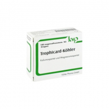 Trophicard-Kohler 100 Tabletas