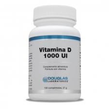 Vitamin D 1000 U.I. 100 Comprimidos Douglas