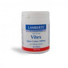 Vitex (Agnus Castus) 1000Mg 60 Tabletas Lamberts