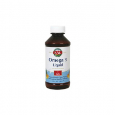 Omega 3 Liquid Sabor Limon 120 Ml Kal Solaray