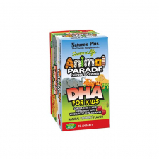 Animal Parade Dha 90 Comp  Masticables Nature'S - Nature´s Plus