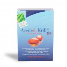 Aceite De Krill Nko 90 Perlas Cien Por Cien Natu