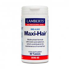 Lamberts Maxi Hair 60 Tabletas