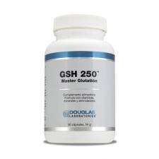 GSH 250 Master Glutatién 90 Capsulas - Douglas