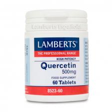 Lamberts Quercetina 500 Mg 60 Tabletas
