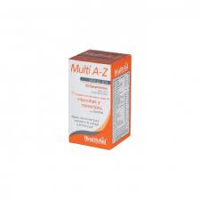 Multi A-Z 90 Comprimidos - Health Aid