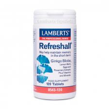 Lamberts Refreshall 120 Tabletas