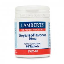 Lamberts Isoflavonas Soja 50 Mg 60 Tabletas