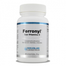 Ferronyl Vitamina C 60 Comprimidos Douglas