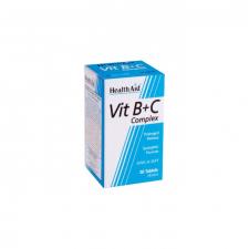Comprimidoslejo B+C 30 Comprimidos - Health Aid