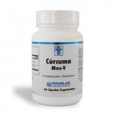 Douglas Curcuma Max-V 60 Capsulas