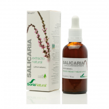 Soria Natural Ext.Salicaria S/Al 50Ml - Farmacia Ribera