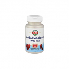 Kal Metilcobalamina 1000Ui 30 Comprimidos Masticables