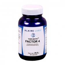Ther-Biotic Factor 4 60 Cápsulas Klaire