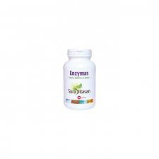 Enzymas 60 Cápsulas Sura Vitasan - Sura Vitasan