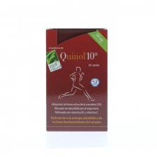 Quinol 10 50Mg 60 Perlas Cienporcien Natural