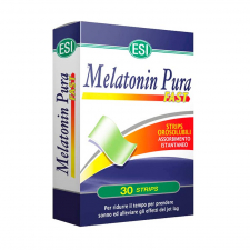 Esi Melatonin Fast 1 Mg 30 Strips - Farmacia Ribera