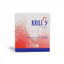 Krill 3 60 Capsulas Herbovita