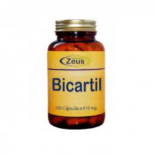Bicartil 100 Cápsulas 610 Mg. - Zeus