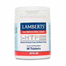 Lamberts 5-Htp Plus 100Mg 60 Tabletas