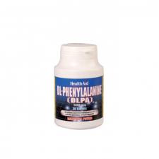 DLPA (DL-Fenilalanina) 500 mg 30 Comprimidos - Health Aid
