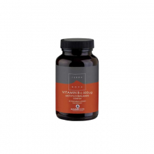 Vitamina B12 500 μg Comprimidoslex (metilcobalamina) 50 Cápsulas - Terranova