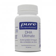 DHA Ultimate 60 Perlas - Pure